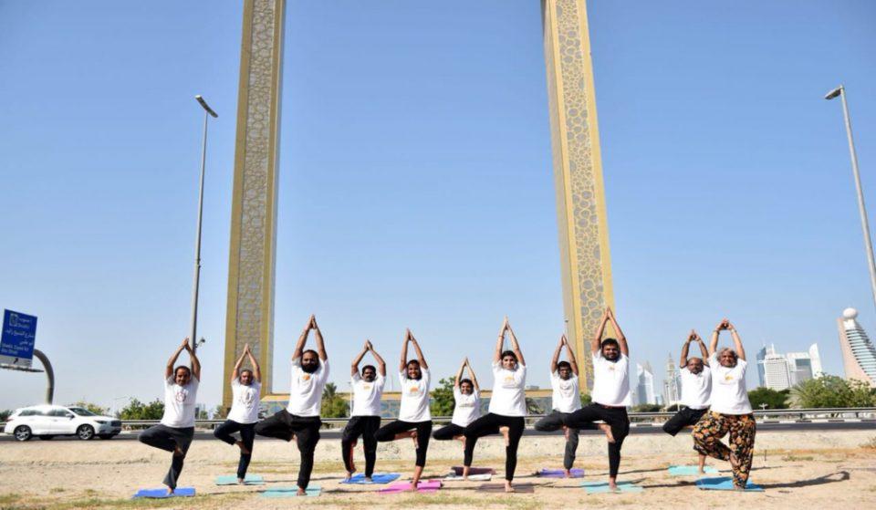 XYoga Dubai festival taking place in Febuary