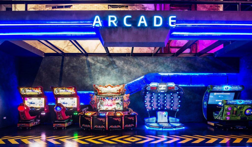 Arcade & gaming centers in Dubai