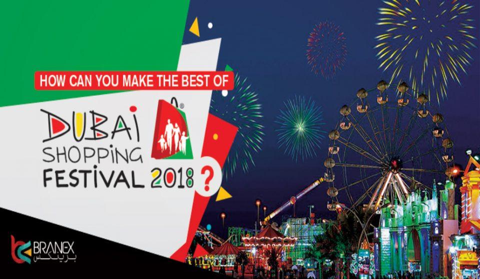 Kids can also have fun at the Dubai Shopping Festival