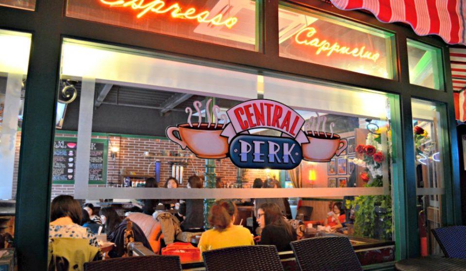 You can now find a F.R.I.E.N.D.S inspired cafe in Dubai