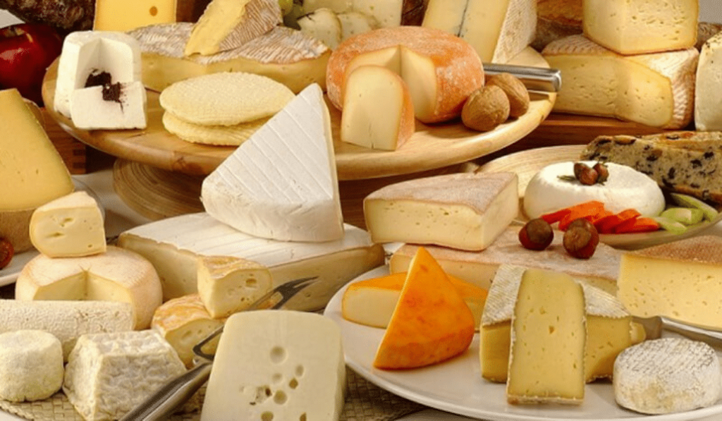 A festival dedicated to cheese is happening next month!
