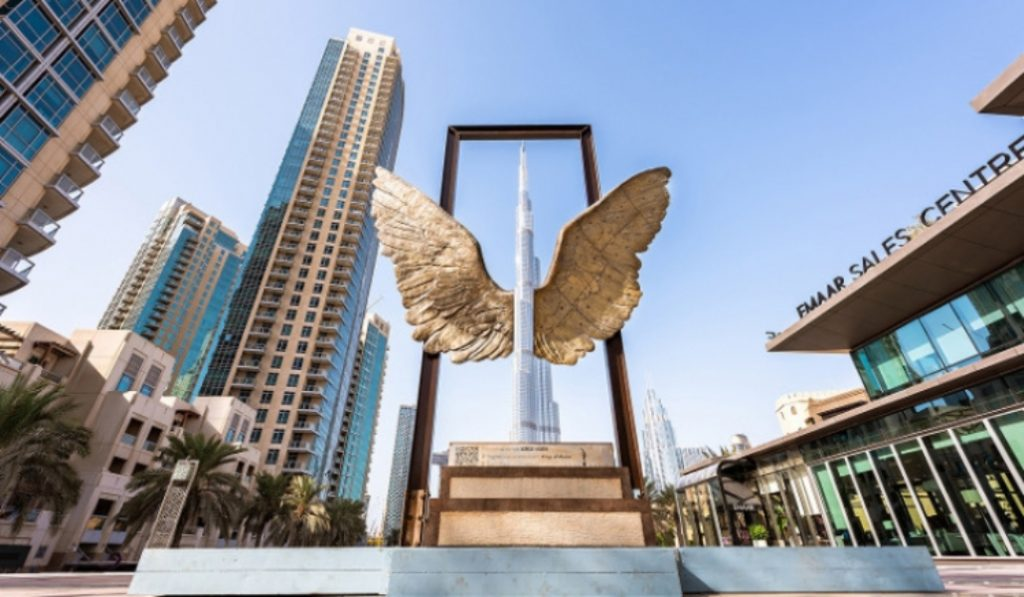 Downtown Dubai is putting on a celebration for its 10th birthday