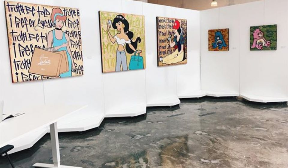 Spotted: a gallery of art around d3