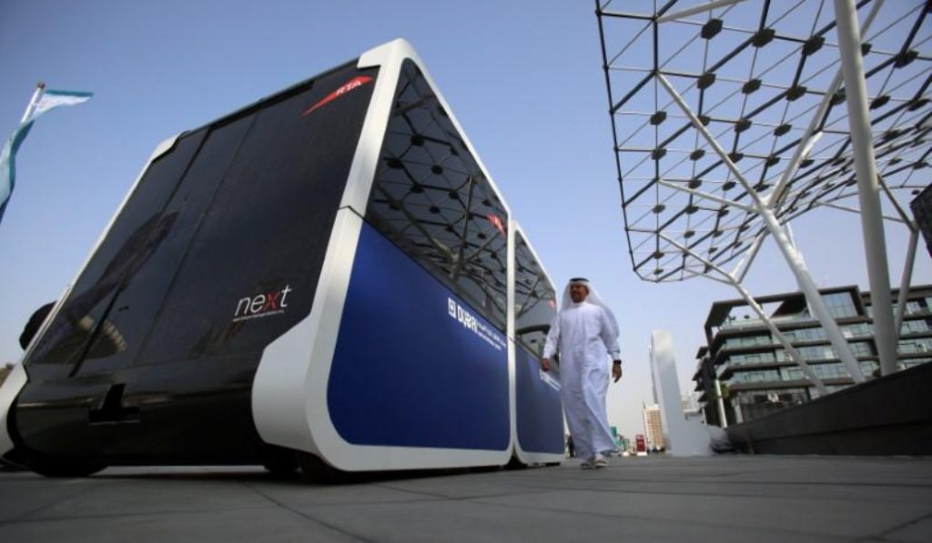2030 will be the year of automated transport