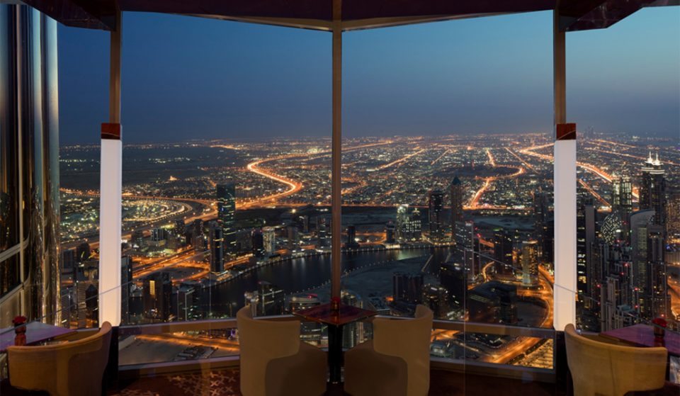 The Lounge Burj Khalifa is officially open