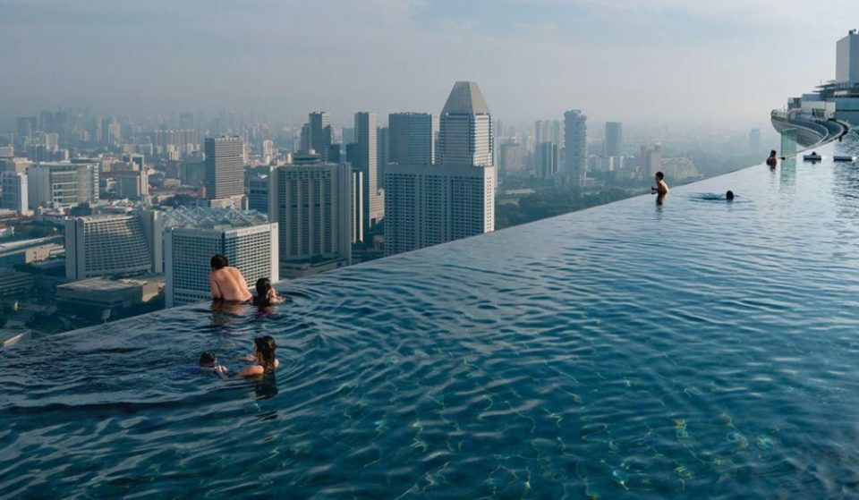 These infinity pools will make you want to take a dip right now