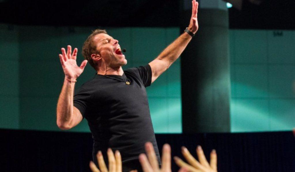 Tony Robbins will be in Dubai this September