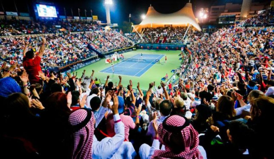 The Duty Free Tennis Championships are almost here!