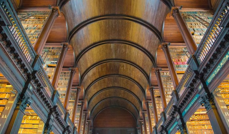 8 Lovely Literary Locations For Book-Loving Dubliners