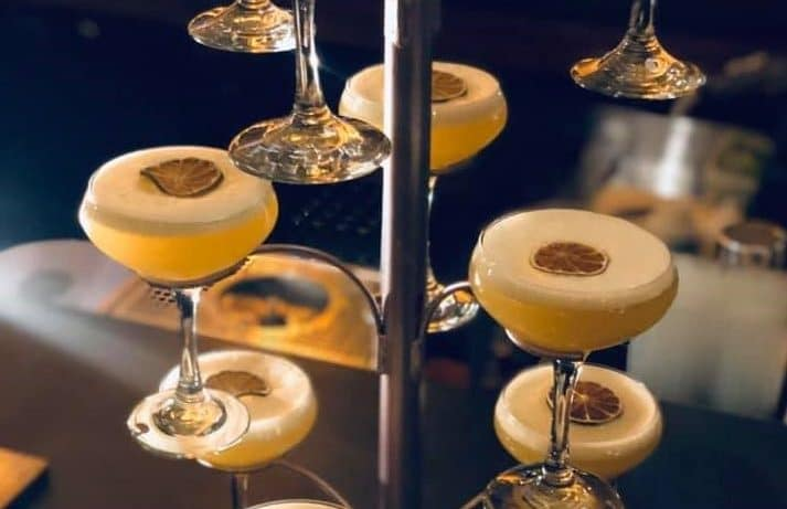 The Lively Dublin Bar Where Pornstar Martinis Grow On Trees • Dakota