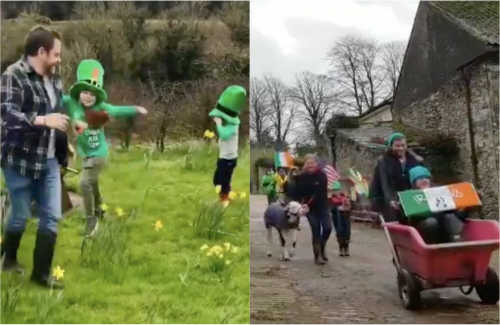 St Patrick's Day Now Has A Virtual Parade, Courtesy Of The Internet