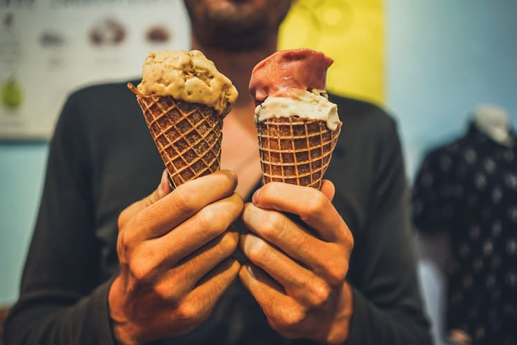Ireland's First Vegan Ice Cream By-The-Scoop Display Has Opened Up In Dublin