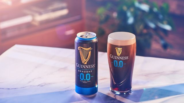 Guinness Set To Release Brand New Alcohol-Free Edition Of Their Famous Stout