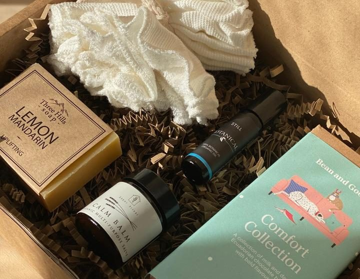 This Dublin Shop Sells Special Gift Boxes To Send To Relatives In Care Homes • The Kind
