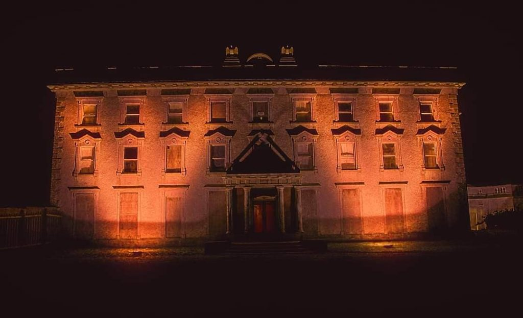 """Ireland's """"Most Haunted House"""" Is Under Spooky 24-Hour Surveillance This Halloween"""