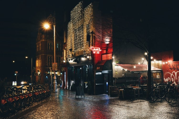 The Winter Lights Festival Is Returning To Dublin For Third Year Running