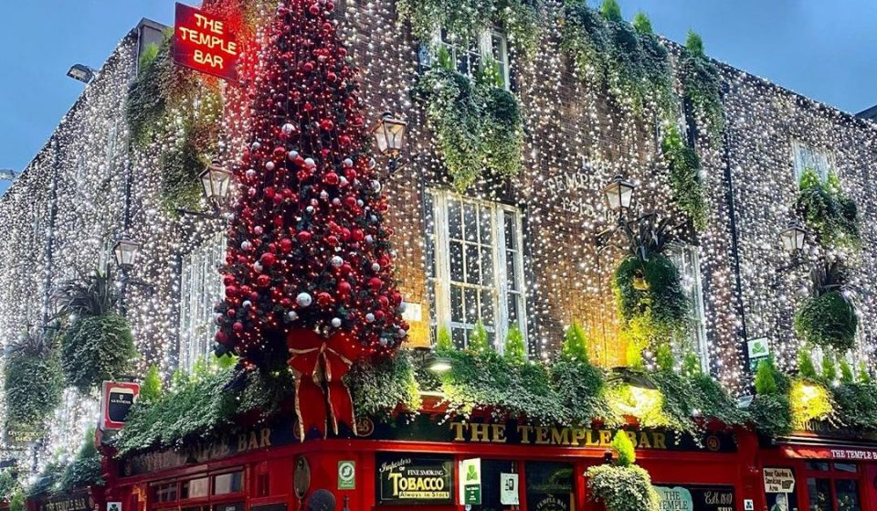 Dublin Has Been Named One Of The Top Christmas Destinations Across The World