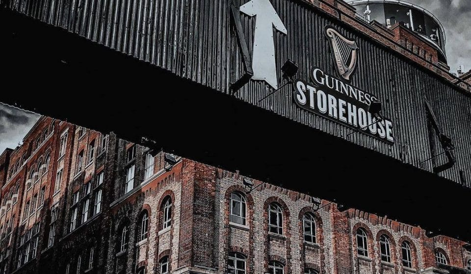 Dublin Guinness Storehouse Is Transforming Into A Christmas 'Winter Village' For 2020
