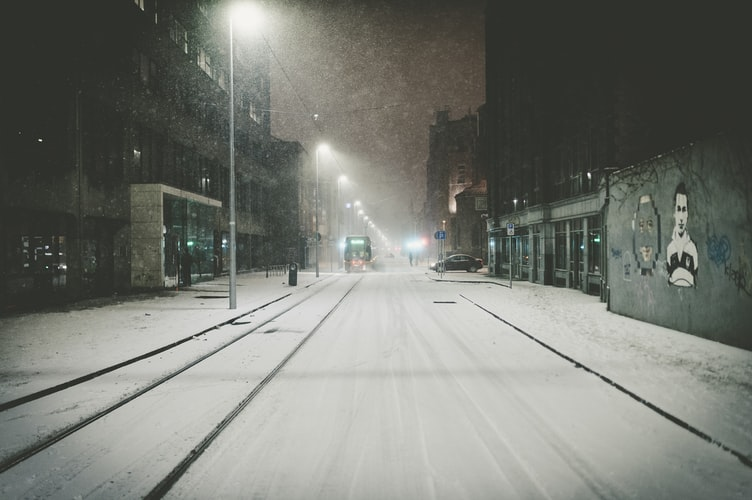 Dublin Could Become A Snowy Paradise Once Again As Met Éireann Predicts More Icy Weather