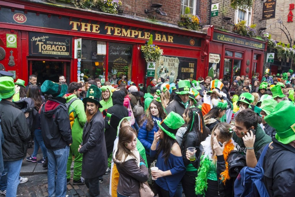 Dublin's St. Patrick's Day Parade Officially Cancelled For Second Year Running
