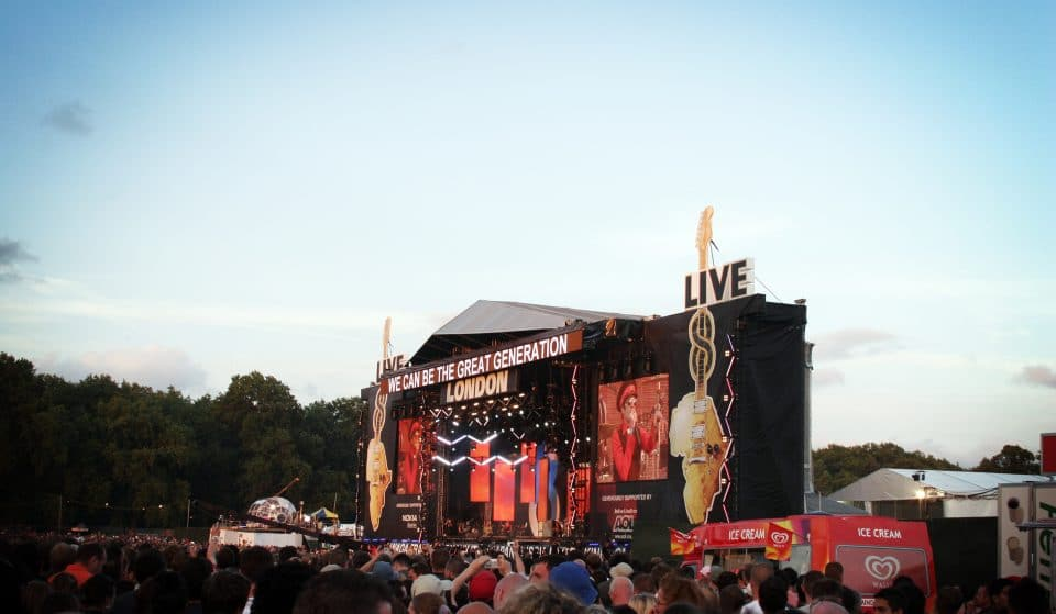 The Government Has Proposed Future Live Aid-Style Concerts To Mark End Of Covid-19 Pandemic