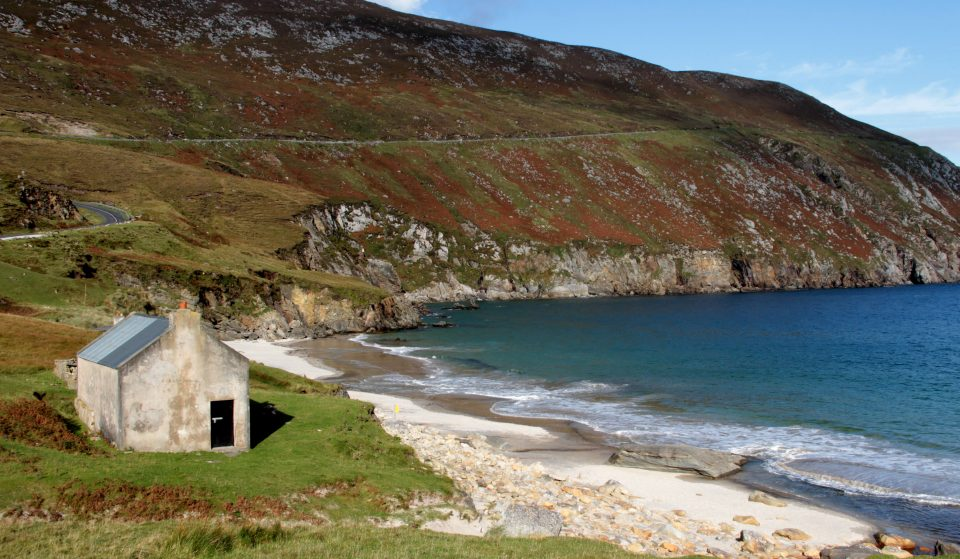 Keem Bay Has Been Named In The Top 20 Beaches In The World
