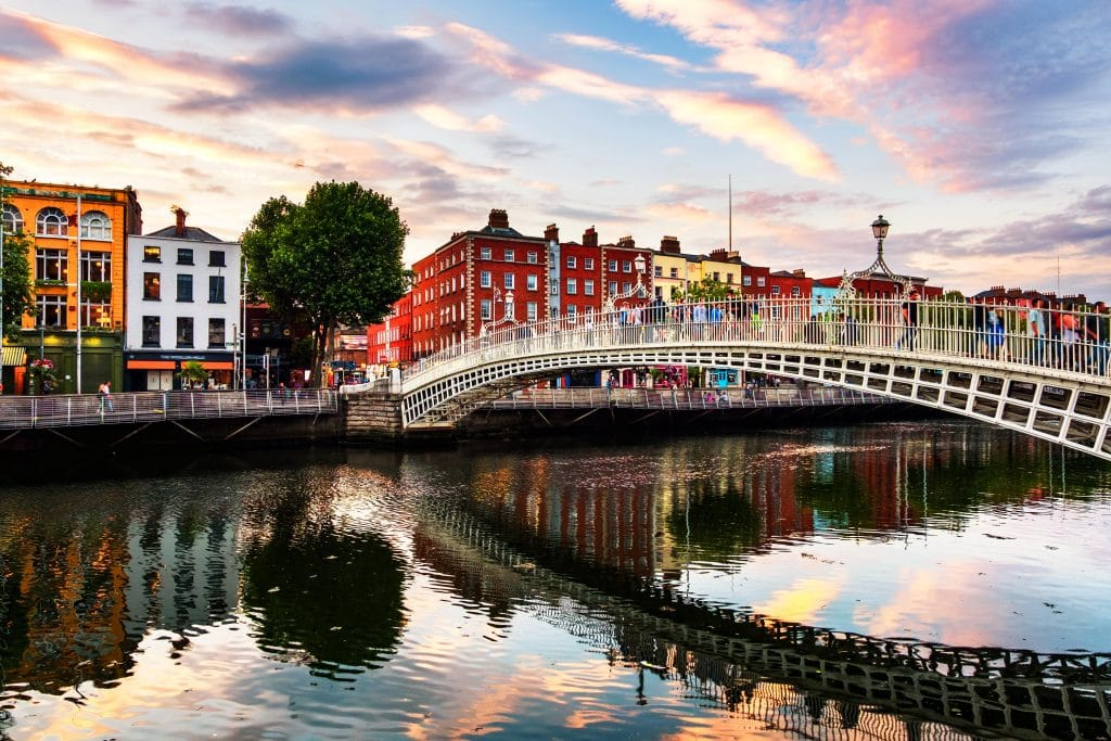 These Are The Dublin Streets That Become Pedestrianised From Today