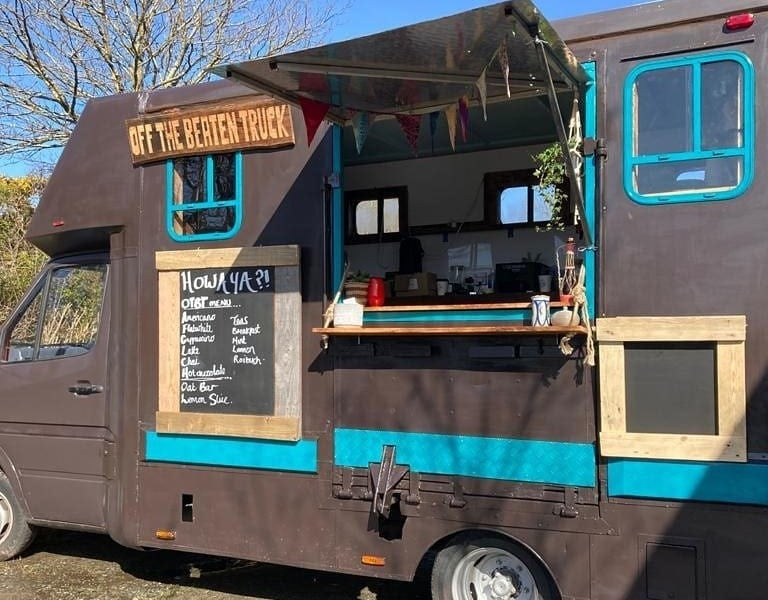 Wicklow Way Has A New Truck For You To Grab A Coffee On Your Daily Walk • The Beaten Truck