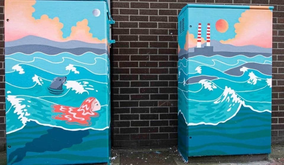 Dublin Canvas Is On The Lookout For Artists To Decorate Over 100 Boxes Through The Summer