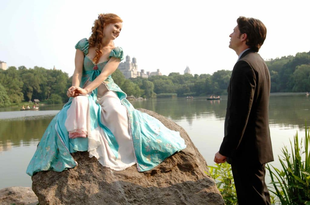The Disney 'Disenchanted' Movie Set Will Be Open To The Public Until July
