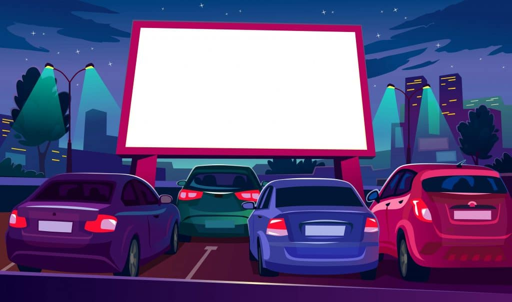 A Retro Drive-In Cinema Is Hosting Events In Dublin This Summer, Starting This Week