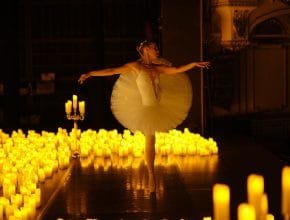 A Mesmerising Night Of Candlelit Ballet Is Coming To Dublin