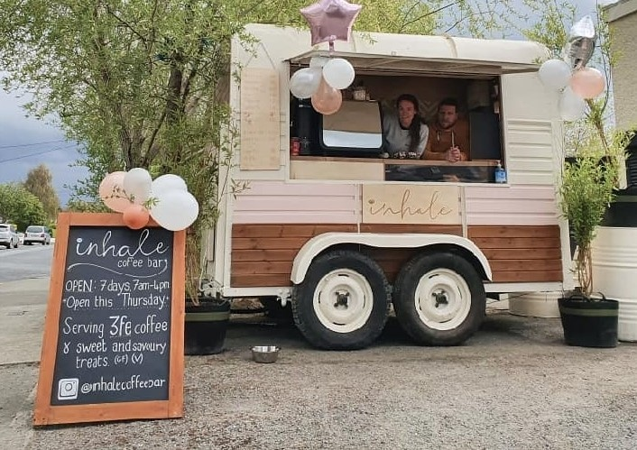A Horsebox Has Been Transformed Into This Lovely South Dublin Coffee Shop