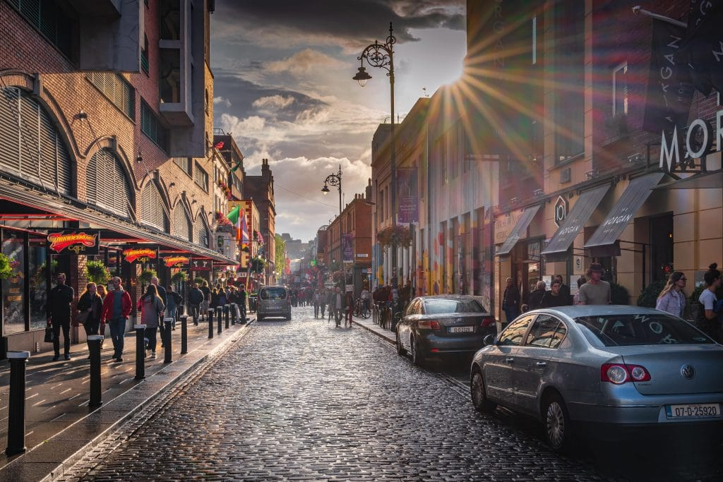 Dublin Could Enjoy A Lovely Few Weeks Of Sunshine In June, To Coincide With Pubs Reopening Outdoors