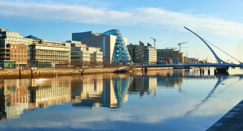A Two-Day Mini-Heatwave Is About To Hit Dublin With Temperatures Hitting 21 Degrees
