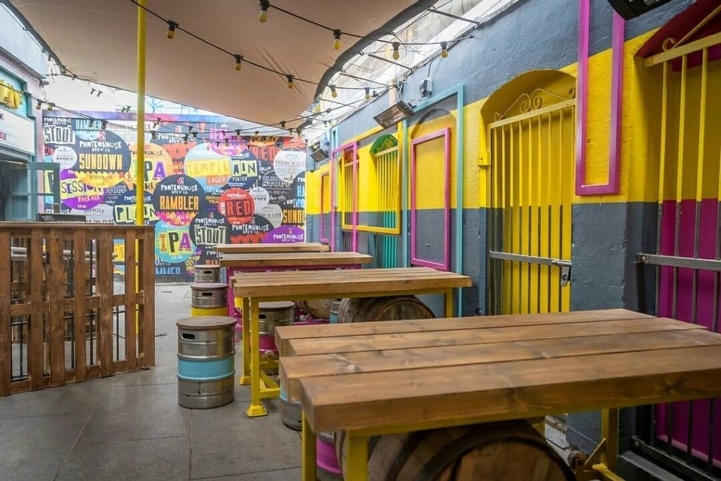 A Brand New Beer Garden Is Opening In Dublin City Centre Today