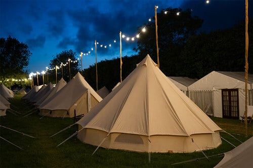 A Pop-Up Glamping Spot Is Arriving In Ireland For Summer Staycations