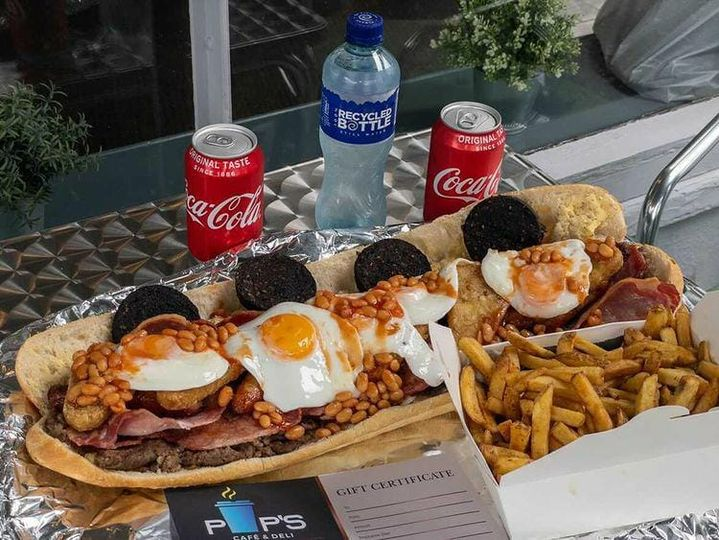 You Could Win €50 By Completing This Dublin Cafe's Mega Breakfast Challenge