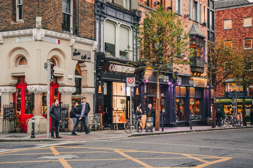 Capel Street And Parliament Street Pedestrianisation Begins This Weekend In Dublin