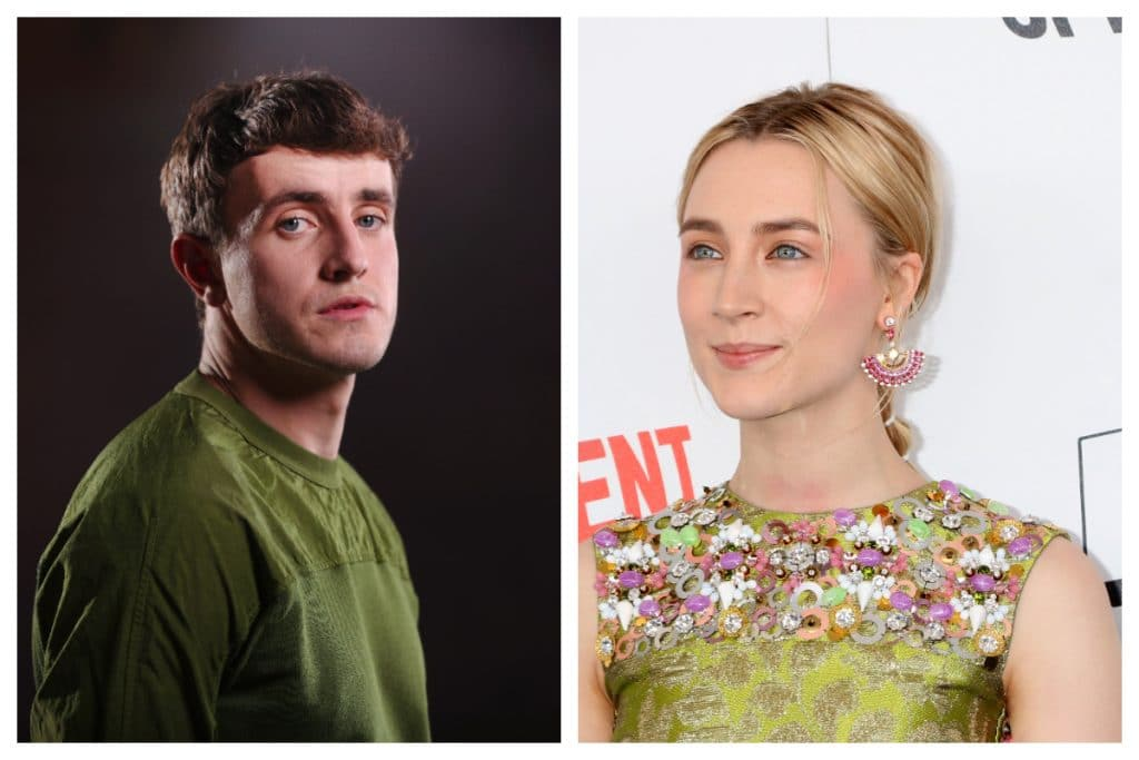 The Irish Dream Team Is Here As Saoirse Ronan And Paul Mescal Join Forces In New Sci-Fi Thriller Cast