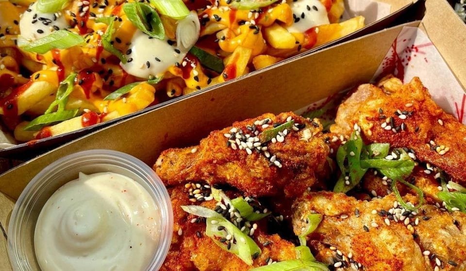 TV Chef Kwanghi Chan Has Opened A Scrumptious Asian Street Food Stall In Dublin