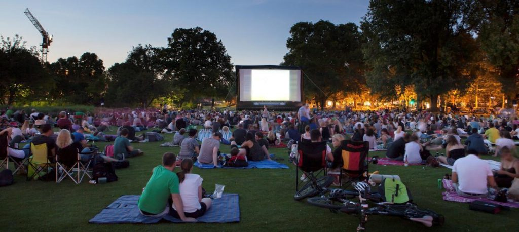 Proposals For Dublin's First Ever Rooftop Open-Air Cinema Have Been Approved