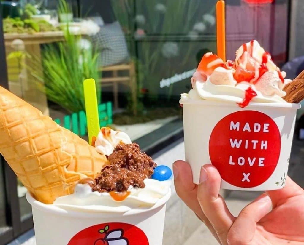 Arnotts Has A New Vegan And Dairy Soft Serve Ice Cream Bar • Betty's Milk Bar