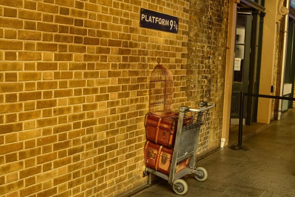The Platform 9¾ Trolley Is Sailing Through Belfast And You Can See It Next Month