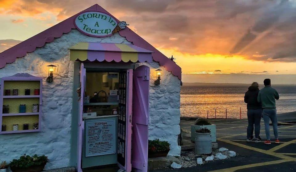The Adorable Café Sat On A Quaint Harbour Just Outside Dublin • Storm In A Teacup