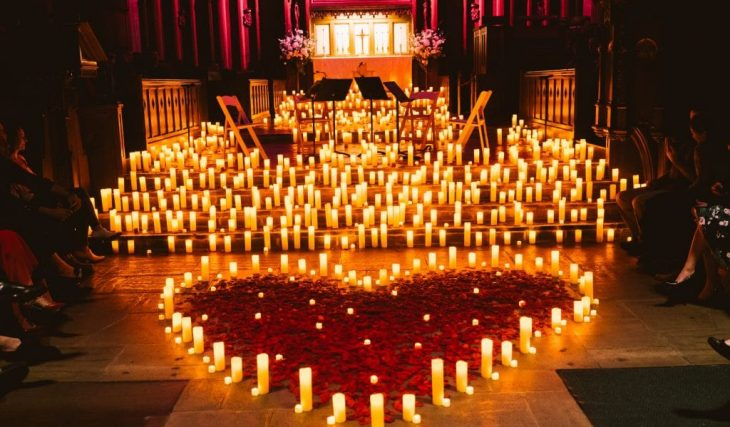 These Totally Romantic Concerts By Candlelight Are Coming To Edmonton For Valentine's Day