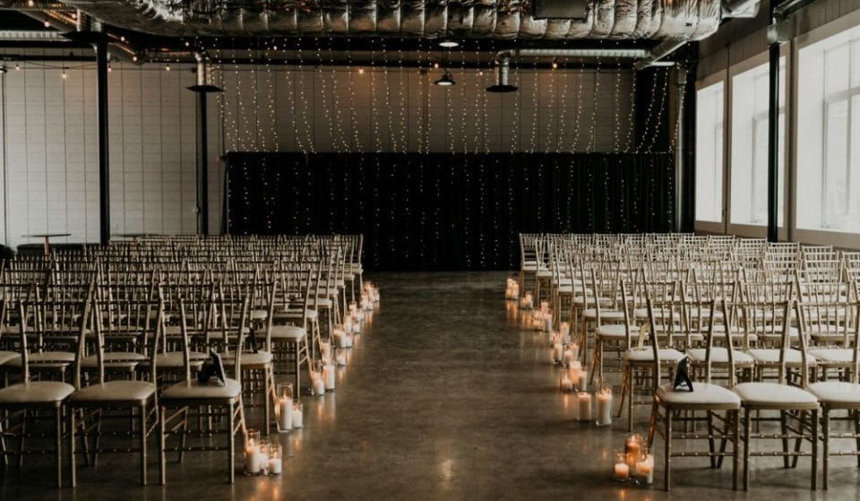A Second Magical Venue Has Been Revealed For Edmonton Candlelight Concerts
