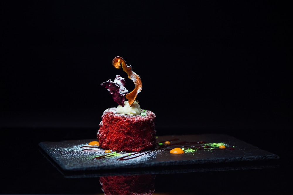 Edmonton's Dining In The Dark Experience Just Announced Two Delicious New Cuisines
