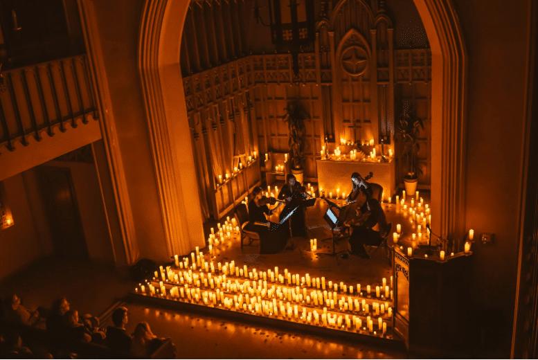 Diese großartigen klassischen Konzerte von Candlelight kommen nach Frankfurt