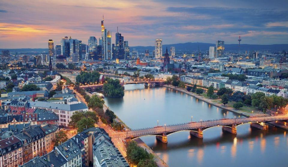 So sieht Frankfurt im Lockdown aus